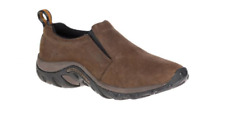 Merrell Jungle Moc Nubuck Brown Slip-On Shoe Loafer Men's sizes 7-15 NIB!!