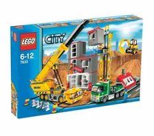 LEGO CITY 7633 NUOVO - Construction Site - ANNO 2009 NEW/MISB