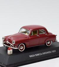 NOSTALGIE N024C Simca Aronde Limousine Bj.1957, 1:43, OVP, K122/14