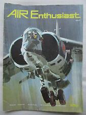 AIR ENTHUSIAST 7/1971 MITSUBISHI RAIDEN ARSENAL VB 10 TRIDENT CAPRONI TUPOLEV
