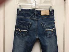 Flu 92 Women's Bold Look Blue Jeans Size 30 P