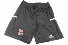 Rutgers Scarlet Knights adidas Shorts Men's Black Climacool Used L