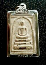 LP KOON Amulet Phra Somdej Thai Buddha Best Protect life Lucky Pendant B.E.2536