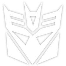 "Transformers Decepticons Decepticon Logo 3"" Decal Sticker Car Window Laptop 2x"