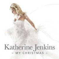 KATHERINE JENKINS - MY CHRISTMAS  CD  GRUBER/MARTIN/MOZART/COHEN/BACH/+  NEU