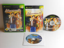 Shenmue II/2 para Xbox incl. Shenmue the Movie