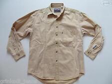 Levi's® Jeans Hemd Gr. M, ocker farben, Markenqualität Denim Ripp-/Cord-Optik !