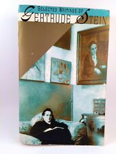 Selected Writings of Gertrude Stein, Stein, Gertrude, Very Good Book