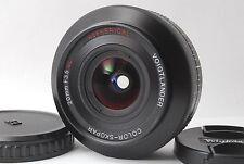 MINT Voigtlander Color Skopar 20mm f/3.5 Aspherical MF SL II Lens Canon EF Japan