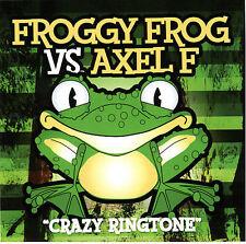 Froggy Frog Vs Axel F: Crazy Ringtone 2005 New Sealed CD Mambo #5 No Scrubs