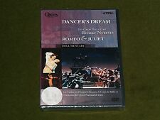 ROMEO AND JULIET GREAT BALLETS RUDOLF NUREYEV TDK DVD BALLET DOCUMENTARY New