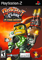 Ratchet & Clank: Up Your Arsenal (Sony PlayStation 2, 2005)