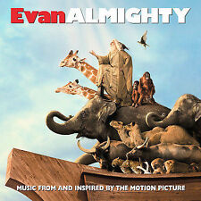 NEW - Evan Almighty OST by Soundtrack