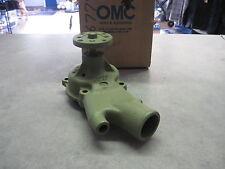 OMC #3854017 Water Pump, Sierra 18-3575, Mercruiser 884727