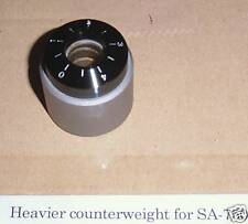 Jelco Heavier Counter Weight for Sa-750d Tonearm