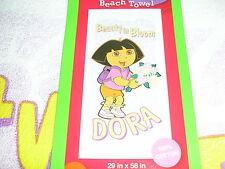 Dora the Explorer Bath/Beach Towel - Beauty in Bloom