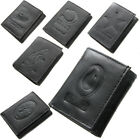 Brand New NFL Team Black Tri-Fold Leather Wallet / Pick Your Favorite NFL  Team