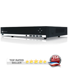 4MP 16CH NVR 1080P Full HD 16 Channels Network Video Recorder POE ONVIF Security