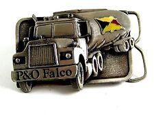 P&O Falco 1262013 Truck Belt Buckle 12042013