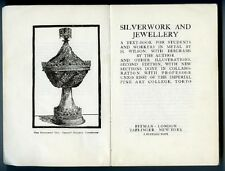 Silverwork and Jewelry a Textbook for Students & Workers in Metal Book on CD