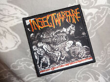 Grindcore Patch Insect Warfare Nasum