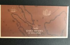 BiZStamps: Singapore Stamp - Early Trades of Singapore Presentation Pack