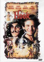 Hook - Robin Williams Dustin Hoffman Bob Hoskins - New Factory Sealed DVD WS