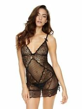Lace Everyday Regular Size Chemises Nightwear for Women