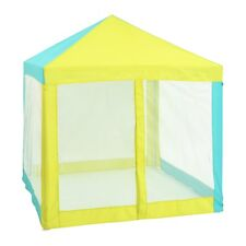 Sommersault Children's Party Gazebo Durable Steel Fram/ Mesh side wall