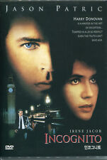Thriller Incognito USA 1997 Jason Patric Irène Jacob Rod Steiger DVD codefree