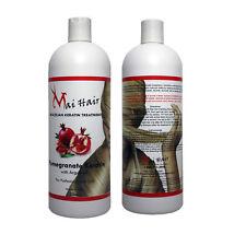 Brazilian Keratin Treatment Complete Complex Hair 64oz./2000 ml. 2 Bottles Set