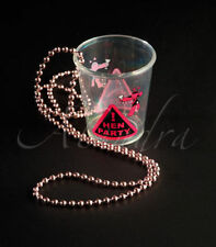 Confezione da 3 Hen Night Shot Glass Shot - (100)