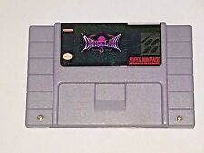 Dark Law - Meaning of Death - game For SNES Super Nintendo - Tactical Role Play