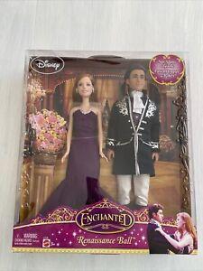 Giselle Robert Enchanted Renaissance Ball Disney Doll Amy Adams Patrick Barbie