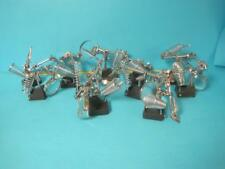 Lot Of 10 Soldering Iron Holder Station Spring W/ Helping Hand Magnifying Glass