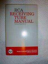 RCA Receiving Tube Manual RC-19