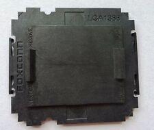 10 pcs Foxconn Intel LGA1366 CPU Socket Protector Cover ,ORIGINAL PART,  BLACK