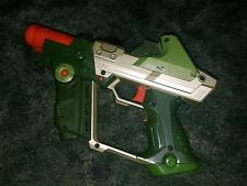 Tiger Electronics Lazer Laser Tag Gun Team Ops Green 2004