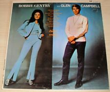 BOBBIE GENTRY AND GLEN CAMPBELL ALBUM 1968 CAPITOL RECORDS ST 2928