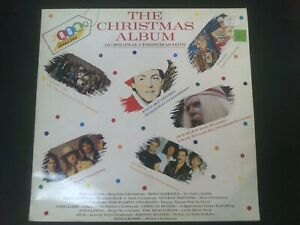NOW THAT'S WHAT I CALL MUSIC THE CHRISTMAS ALBUM ~ 1985 UK 18-TRACK VINYL #JH20