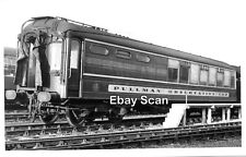 Railway Photograph - Pullman Devon Belle Observation Car