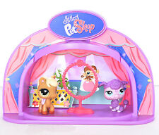 Littlest Pet Shop SPECIAL EDITION Light Up Circus Dome #560, 561