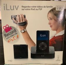 JWIN I182 IPOD DOCKING WITH VIDEO RECORDER MP3