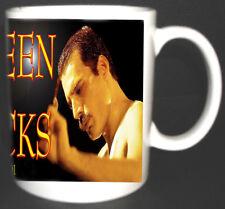 More details for queen freddie mercury mug great design limited edition rock music album