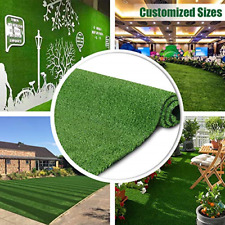 Artificial Grass Turf Faux Grass Rug Carpet Synthetic 5x8 Indoor Outdoor Balcony