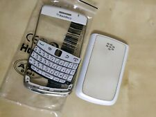 Blackberry 9700 9780 Bold front keypad and back battery cover