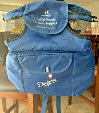 Los Angeles Dodgers Game Exclusive Brand New Insulated Tote Bag Backpack