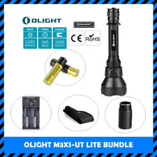 Olight M3XS Javelot LED Torch Hunters Kit 1000m