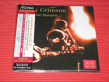 KING CRIMSON Live At The Marquee, London, July 6th, 1969  JAPAN MINI LP HQ CD