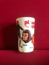 1967, PLANET of the APES, DEKA Plastic Cup (Scarce / Vintage)
